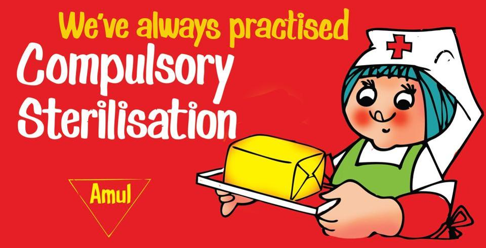 Butter burned: When Amul's ads sparked controversy