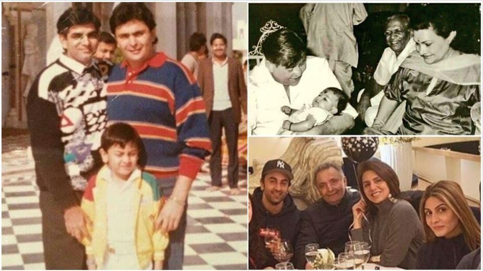 Pakistani actress Mawra Hocane visits veteran actor Rishi Kapoor in NY