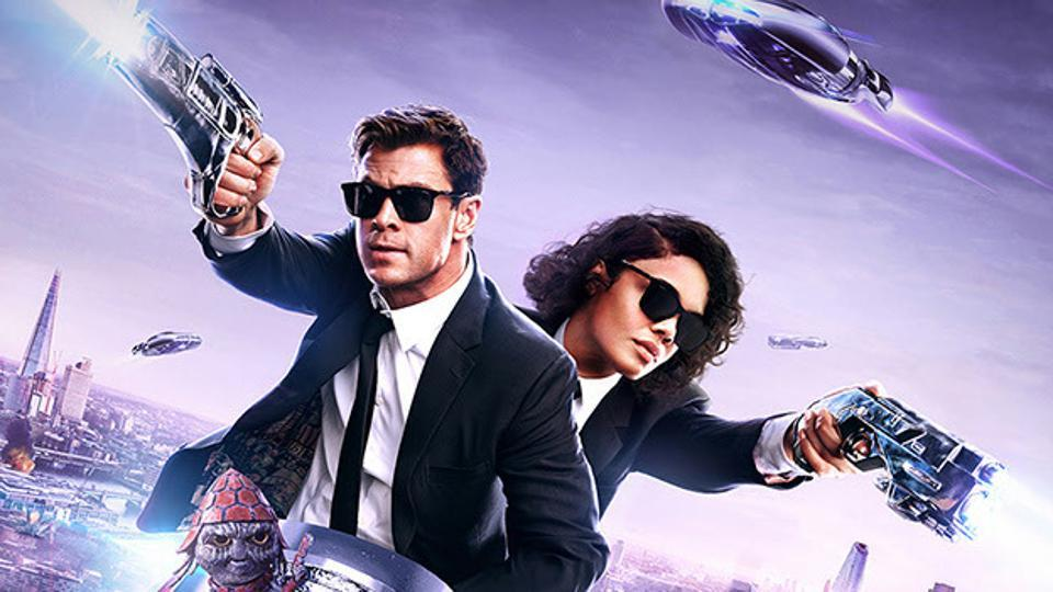 Men in Black International movie review: Chris Hemsworth and Tessa Thompson can't reinvoke their Thor Ragnarok chemistry in this lacklustre reboot.