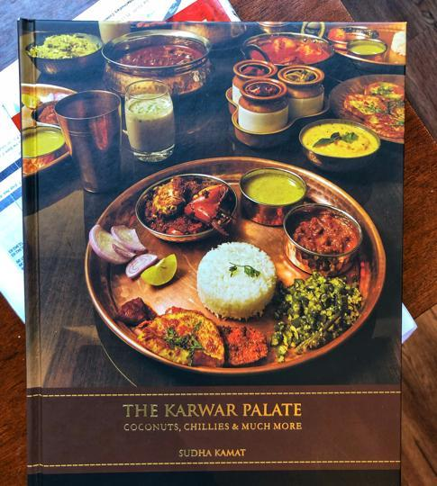 Sudha Kamat's beautifully photographed and detailed cookbook, The Karwar Palate, systematically and comprehensively illustrates the variety, nuances and amplitude of Karwari food.
