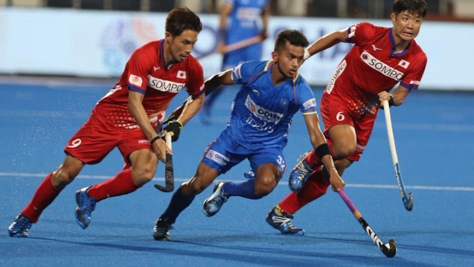 FIH Series Finals,India vs Japan,India
