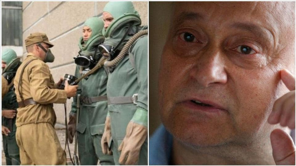 Oleksiy Ananenko was one of the three divers who went underneath the Chernobyl nuclear reactor in 1986.