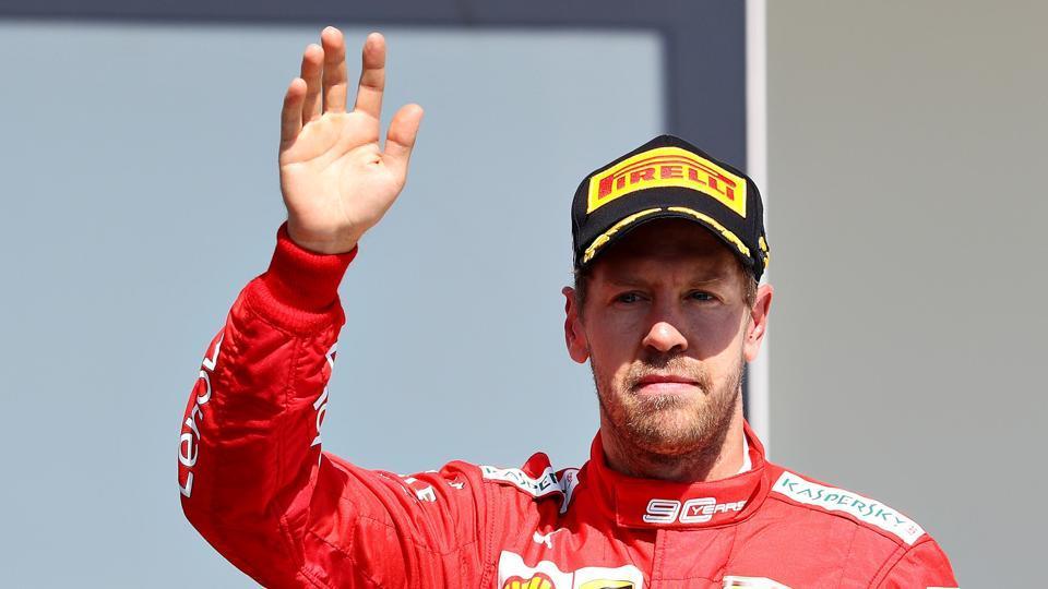 Ferrari,Sebastian Vettel,International Motoring Federation