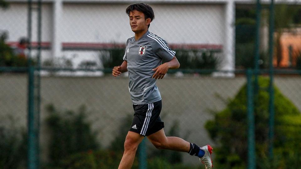 Real Madrid,Takefusa Kubo,Japanese Messi