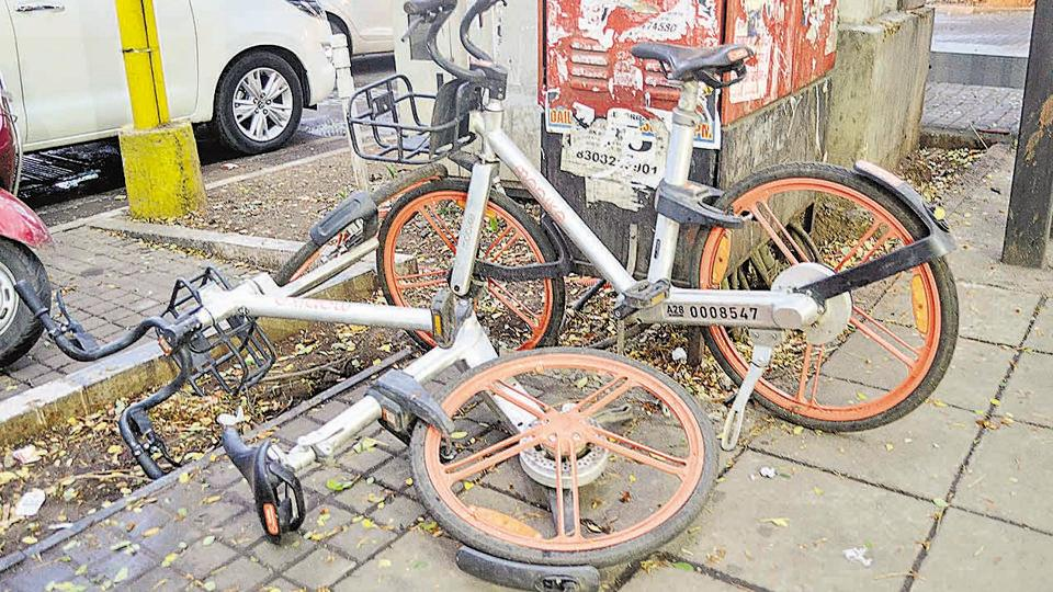 Pune,cycle,sharing