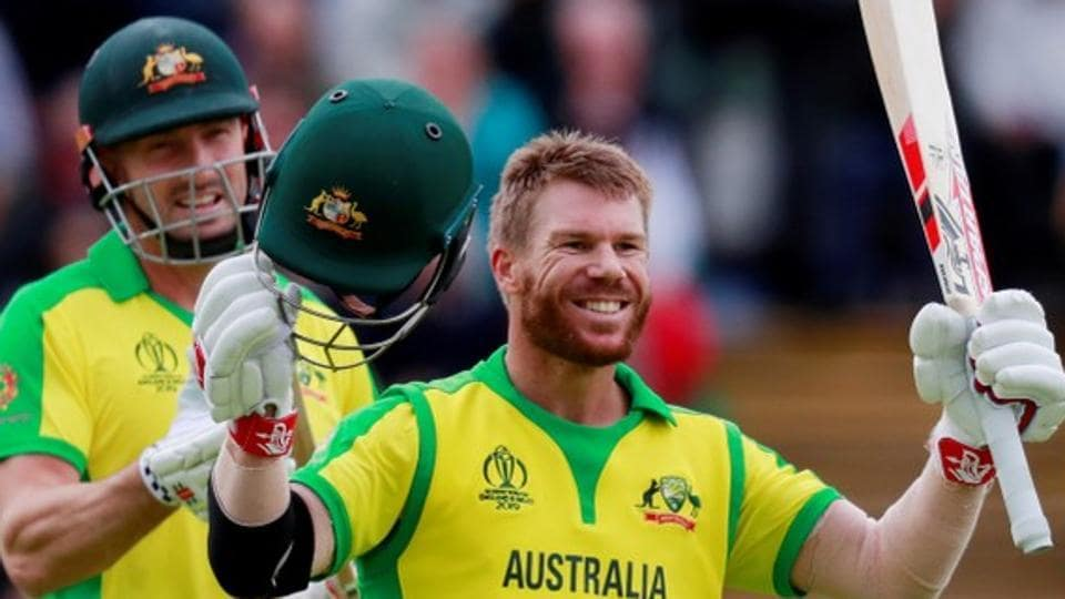 David Warner's special gesture for a little fan is winning the internet
