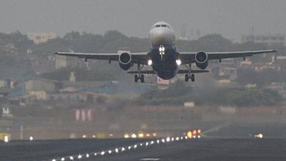 A total of 349 departing flights and 174 arriving flights were delayed till 7.30pm on Wednesday