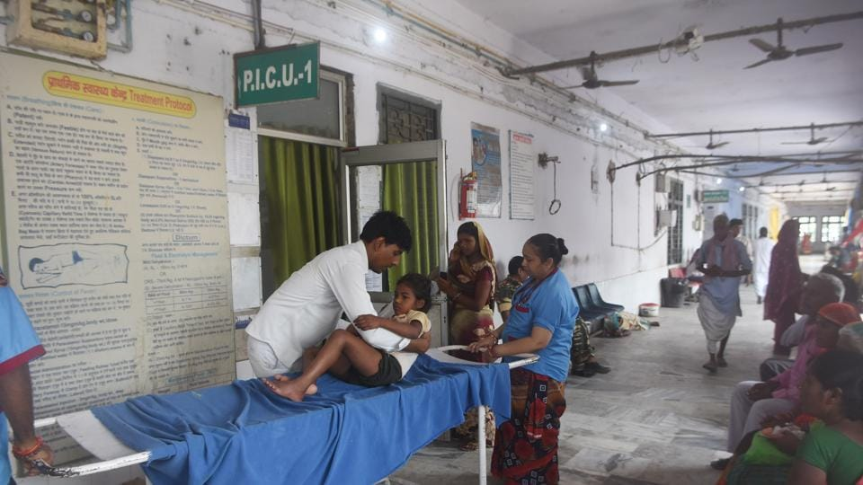 Encephalitis kills 65 in Bihar, govt says disease spread due to heat wave
