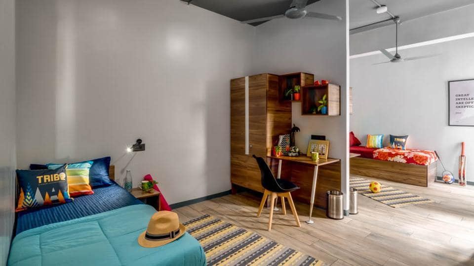 Co-living spaces are making it easier for young professionals to adapt to the new city as well as providing a social outlet.