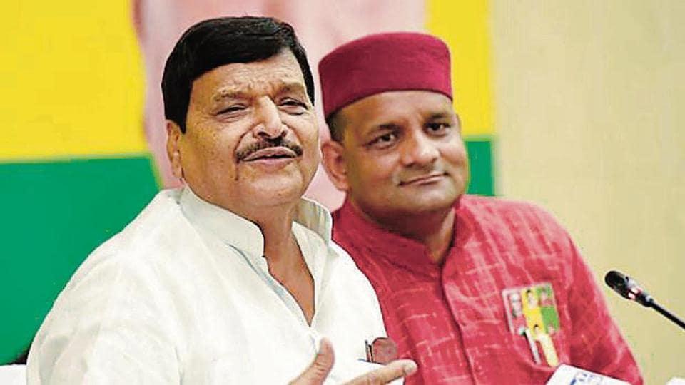 shivapal yadav,Pragatisheel Samajwadi Party-Lohia,PSPL