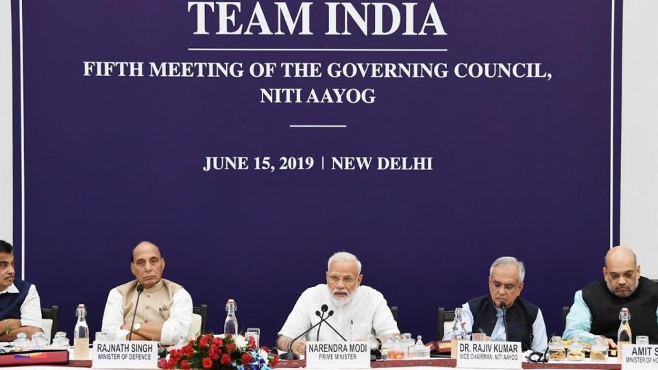 Niti Aayog,PM Modi,Indian economy