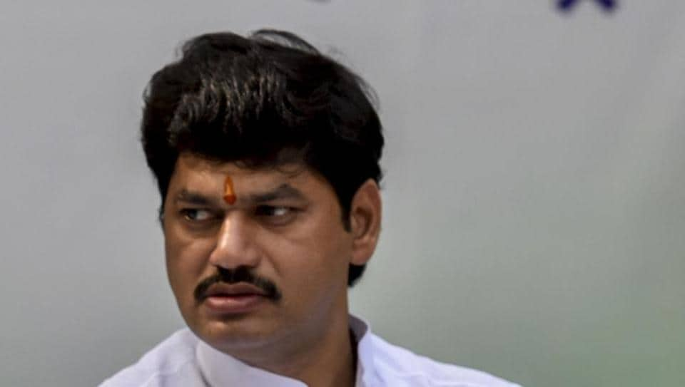 Dhananjay Munde,NCP,Beed