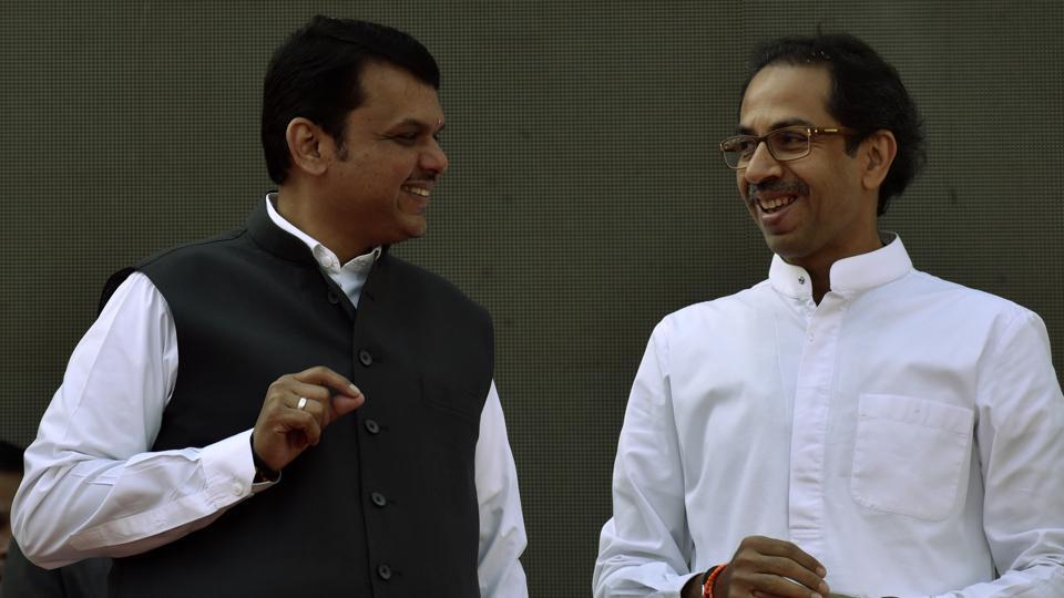 Maharashtra chief minister Devendra Fadnavis met Shiv Sena chief Uddhav Thackeray late on Friday night to discuss the modalities of the expansion.