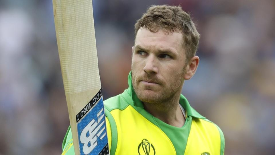 ICC World Cup 2019,Aaron Finch,Mitchell Starc