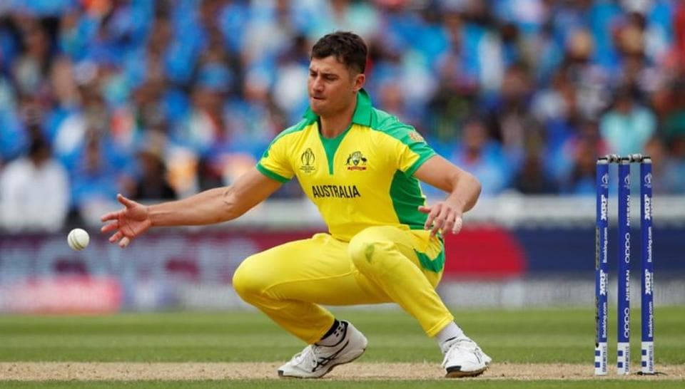 File image of Marcus Stoinis