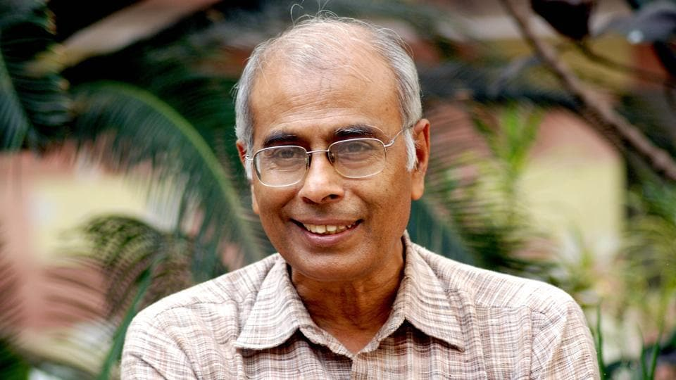 This undated photograph shows Indian activist Narendra Dabholkar who was gunned down by two motorcycle-riding attackers on Tuesday, Aug. 20 as he was taking a morning walk in Pune, India. The 67-year-old doctor-turned-activist had been receiving death threats for years since he began traveling by public buses to hundreds of villages around Maharashtra state to lecture against superstitions, religious extremism, black magic and animal or human sacrifice, according to his friend and fellow activist, Deepak Girme.