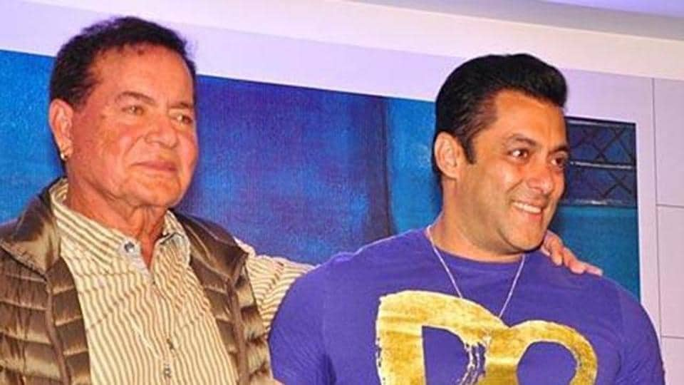 Salman Khan calls Salim Khan the coolest dad on Father's Day: 'He does pilates, yoga and a bit of weight training too'