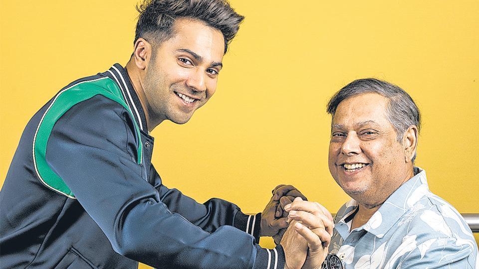 Varun Dhawan and David Dhawan will work together on Coolie No 1 soon.