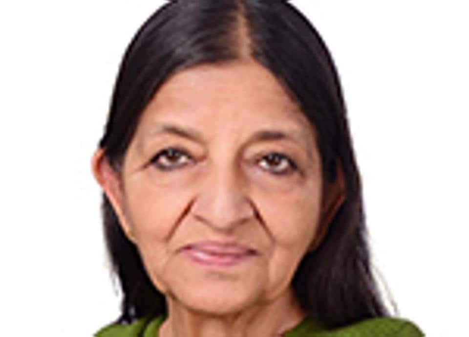 UK university honour for forest rights activist Madhu Sarin