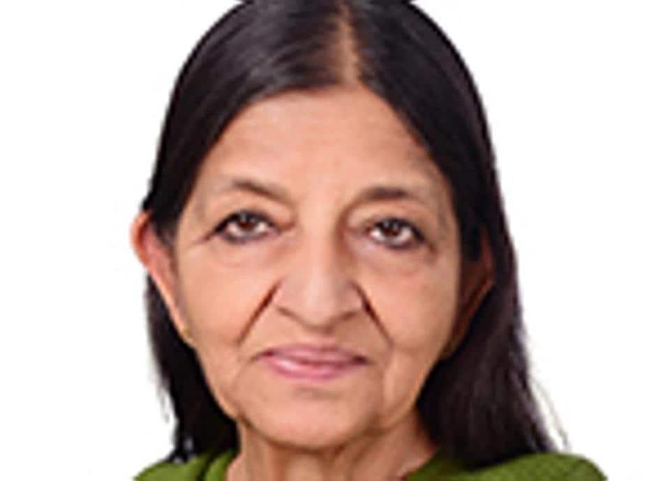 UK university,rights activist,madhu sarin