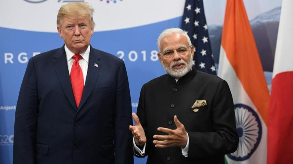 India on Saturday announced a hike in customs duties on as many as 28 US products, including almond, pulses and walnut, in response to higher tariffs imposed by Washington on Indian products like steel and aluminium.