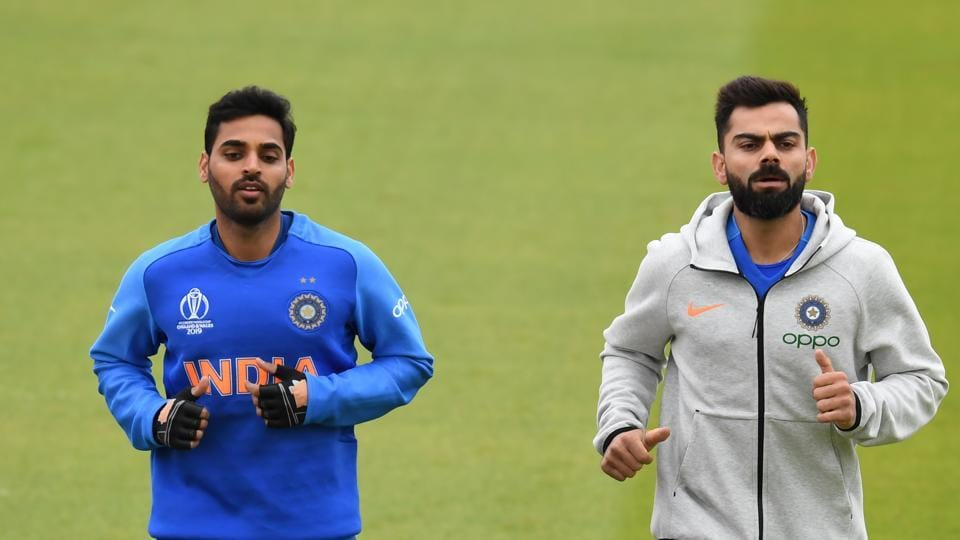India take on Pakistan at Manchester on June 16