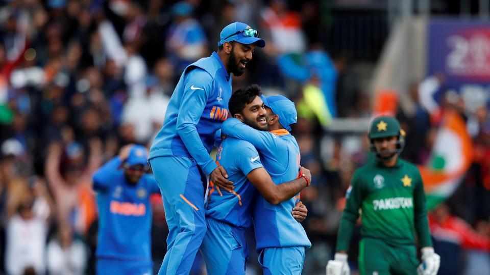 India Vs Pakistan World Cup 2019 Highlights Rohit