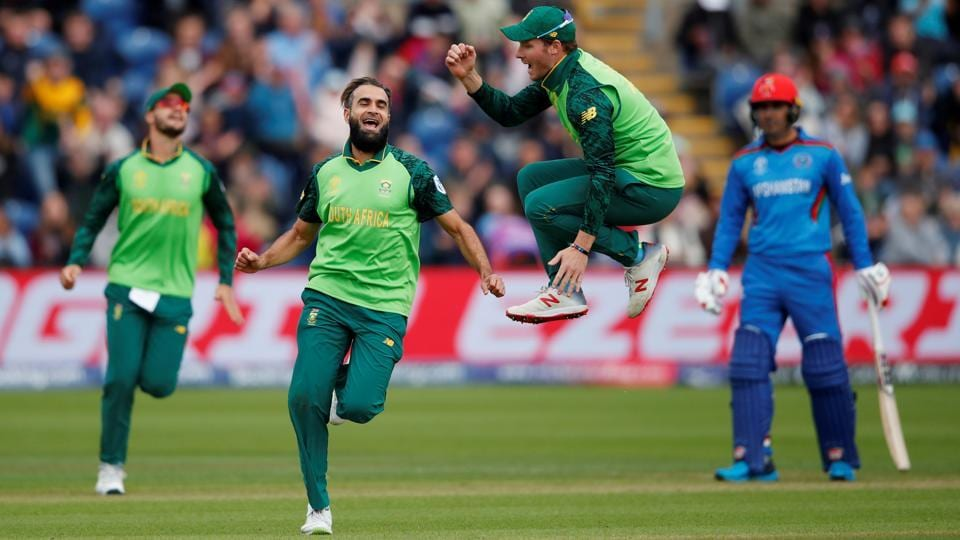 ICC World Cup 2019,South Africa,Afghanistan
