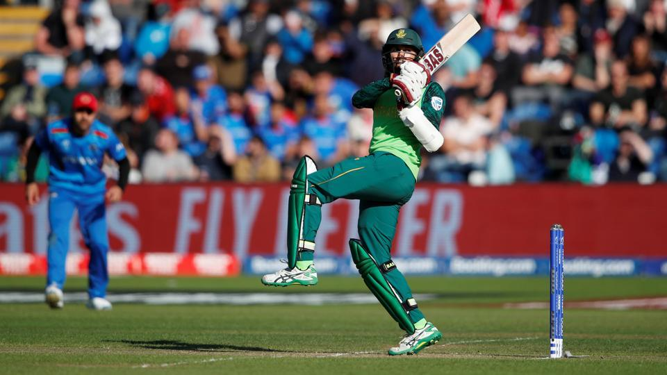 South Africa's Hashim Amla in action. (Action Images via Reuters)