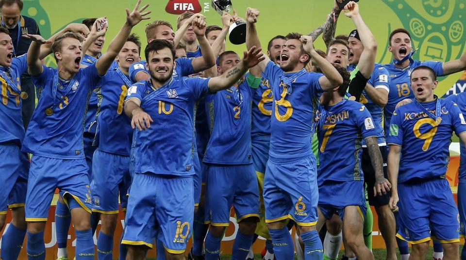Ukraine,South Korea,FIFAU-20 World Cup