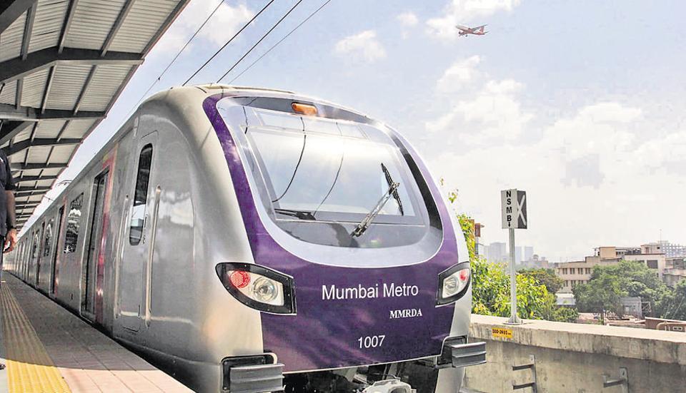 mumbai,Metro,Thane