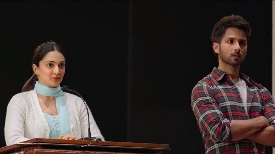 Kabir Singh song Tera Ban Jaunga shows Kiara Advani's meek Preeti