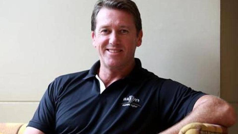 glenn mcgrath in ranchi,former australian cricketer mcgrath,JSCA