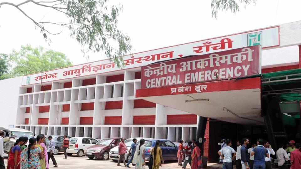 RIMS Ranchi,jharkhand,jharkhand doctors strike