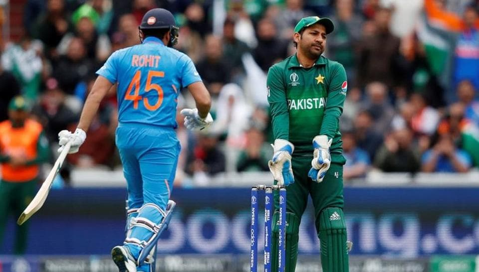 India vs Pakistan,ICC World Cup 2019,Manchester