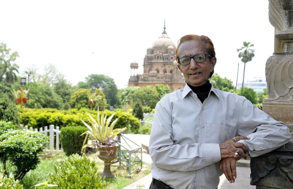 Luminary in love with Lucknow: Yogesh Praveen