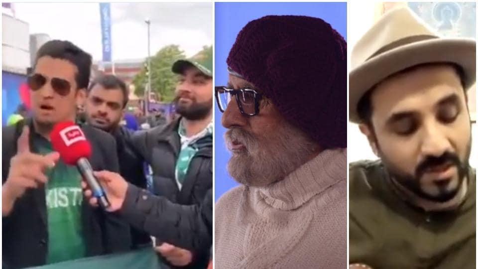 Pakistan fan's viral video ripping into team after World Cup loss tickles Amitabh Bachchan, Vir Das