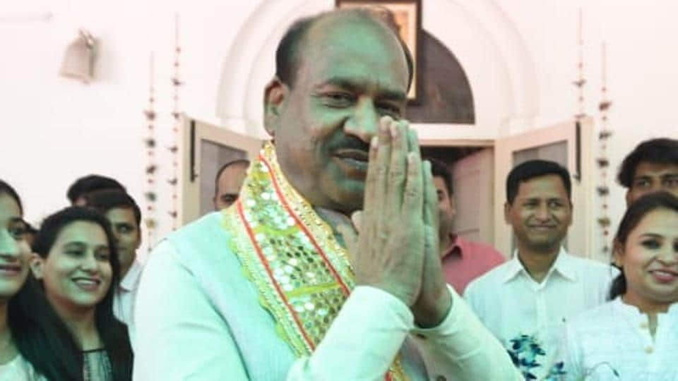 Om Birla,Bharatiya Janata Party,parliamentary election