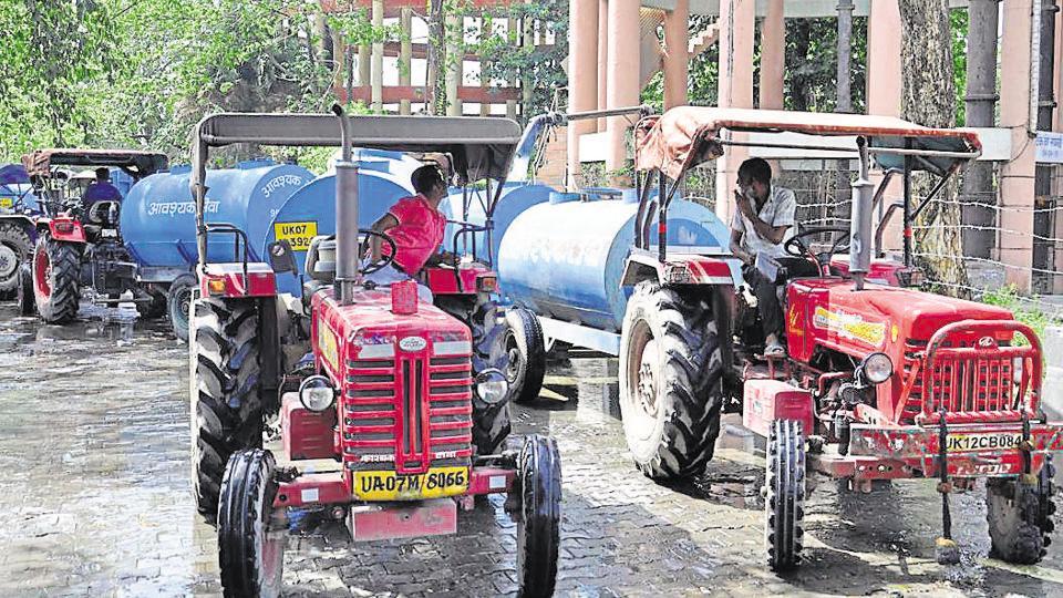 water crisis in uttarakhand,tourist influx in uttarakhand,heatwave in north india