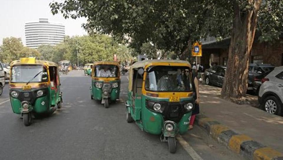 Commuters travelling in auto-rickshaws in Delhi will have to shell out more from Tuesday, with the state transport authority issuing a notification on Monday effecting a 18.75-per cent increase on existing rates.