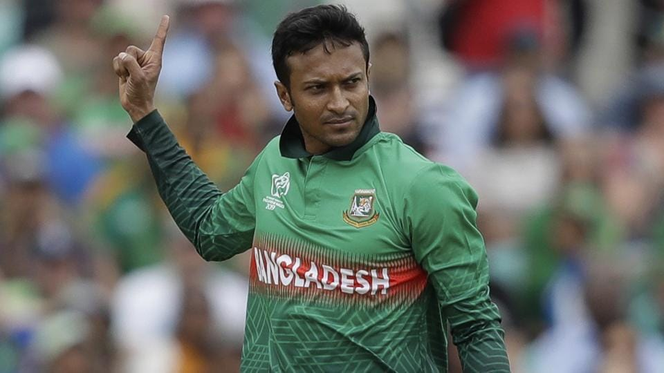 Australia hope to dismiss red-hot Shakib early, says Carey