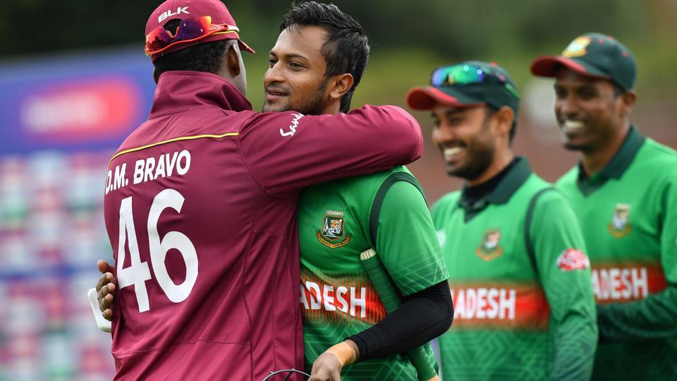 ICC World Cup 2019, West Indies vs Bangladesh: Shakib Al Hasan stars as Bangladesh cruise past West Indies with second highest World Cup chase