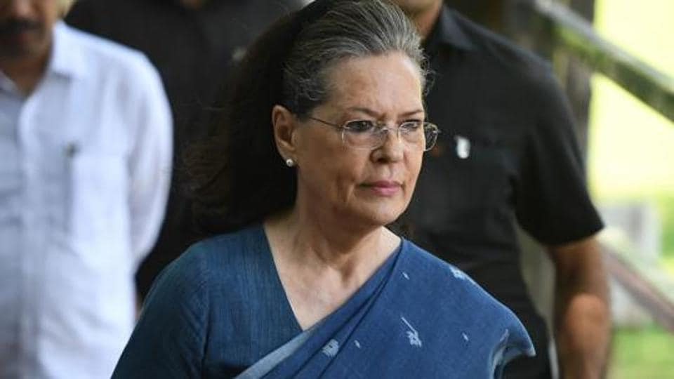 Sonia Gandhi has also been given the task to select the leader of Congress in the Lok Sabha.