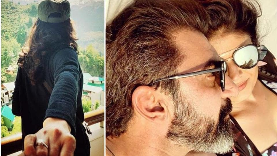 Pooja Batra finds her soulmate in Tiger Zinda Hai actor Nawab Shah. See their pics here