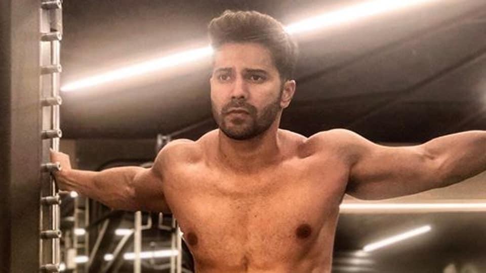 Varun Dhawan posts shirtless pic, Twitter can't stop sharing appreciation posts