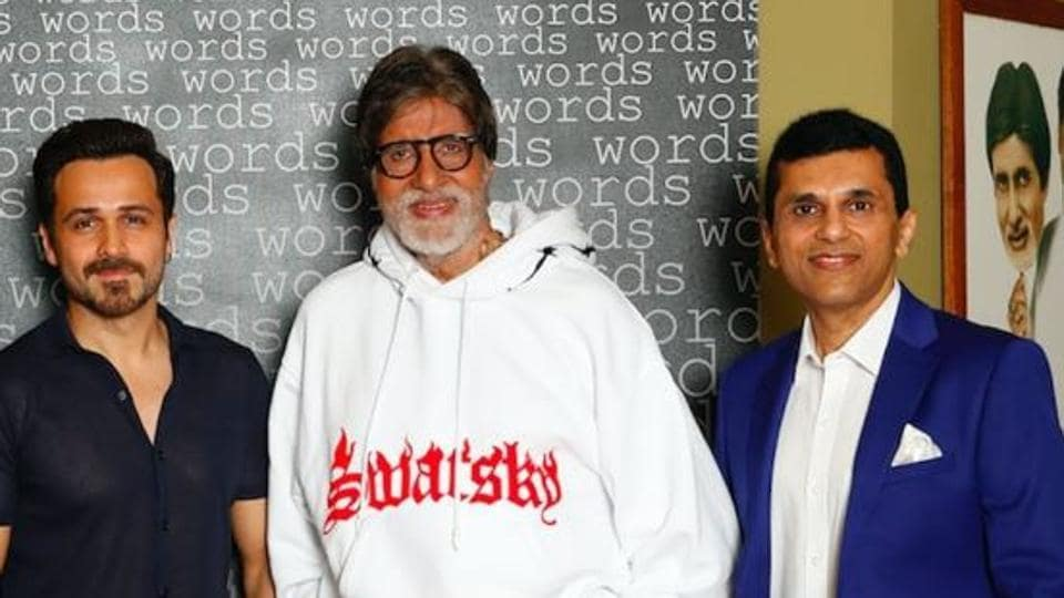 Amitabh Bachchan delivers a 14-minute long take in one shot for Chehre, Resul Pookutty calls him 'one of the best in the world'