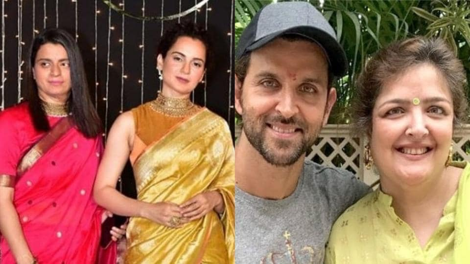 Hrithik Roshan's cousin Ehsaan supports him, asks Kangana Ranaut, Rangoli 'Why are these sisters obsessed with this family?'