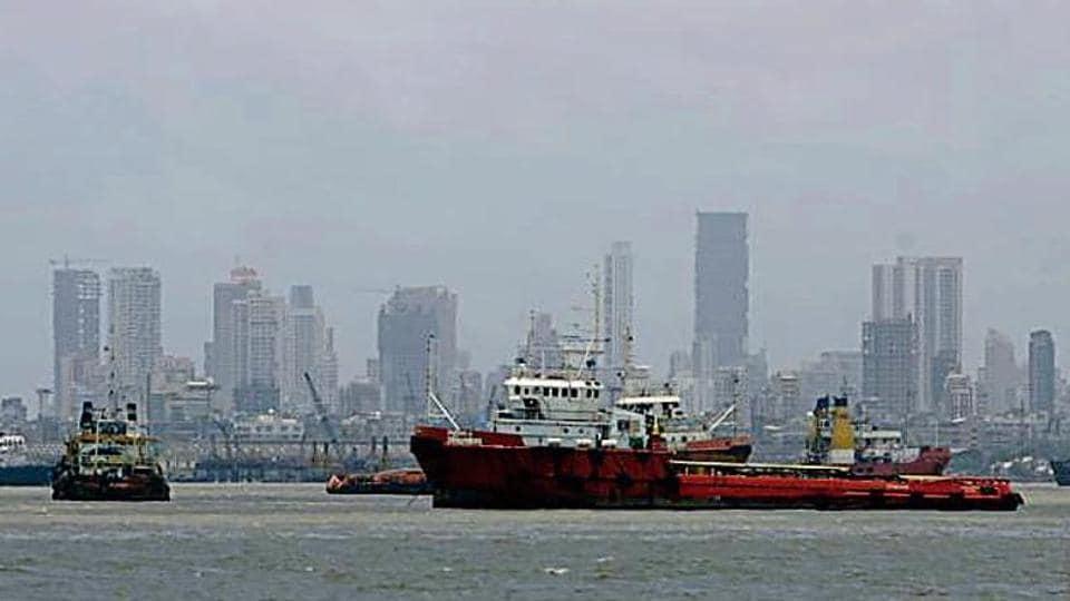 Ropeway project work,Sea traffic