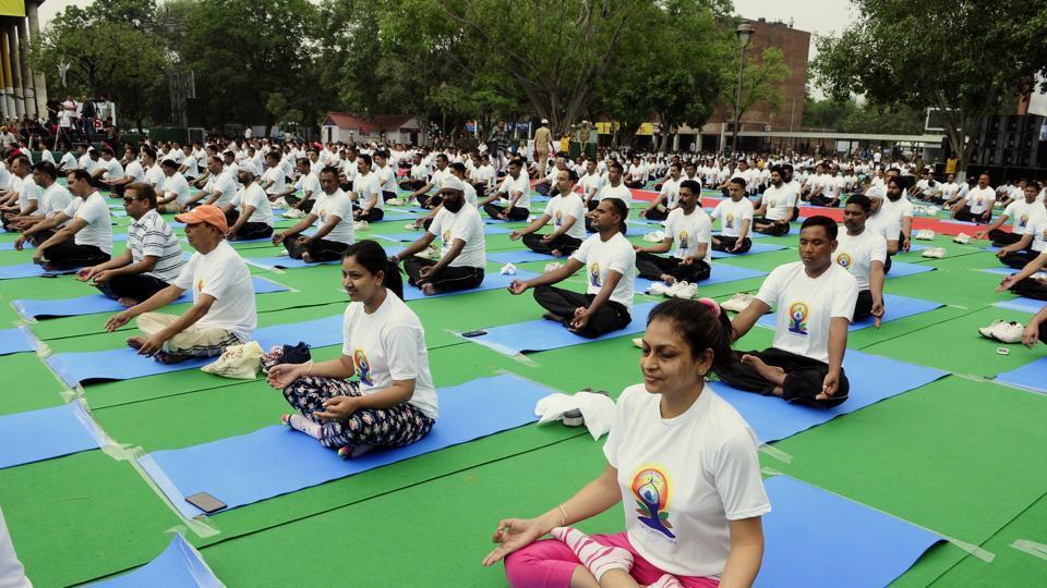 Yoga Day,International Day of Yoga,ministry of Ayush