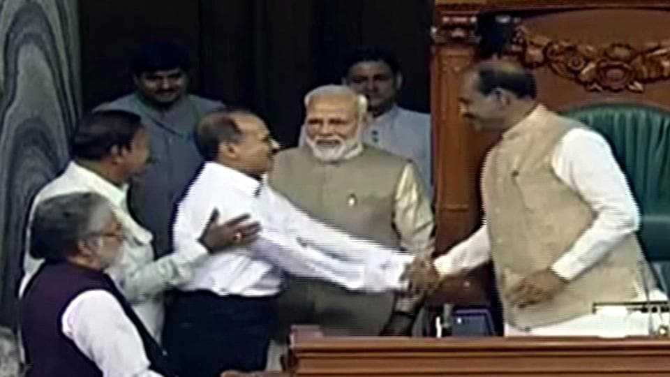 Om Birla unanimously elected Lok Sabha speaker, opposition urges impartiality